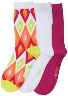 1-3pr pack of Crew Socks