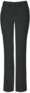 Mid Rise Moderate Flare Leg Pant