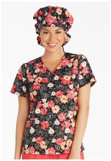 Unisex Bouffant Scrub Hat