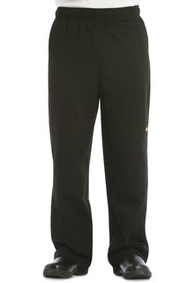 Dickies Chef Wear Unisex Double Knee Baggy Chef Pant