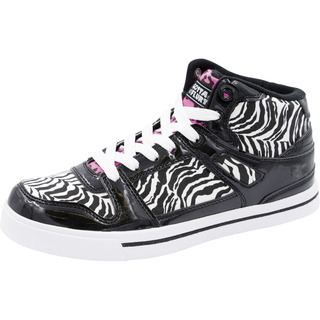 Footwear - High Top Lace Up