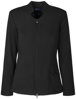 Sapphire Women's Melrose Notched Warm-Up Jacket