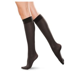 30-40 mmHg Knee-High Closed Toe