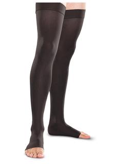 30-40 mmHg Thigh High Open Toe
