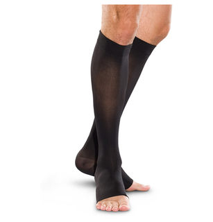 20-30 mmHg Knee-High Open Toe