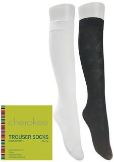 6 - 3pr packs of Support Trouser Socks