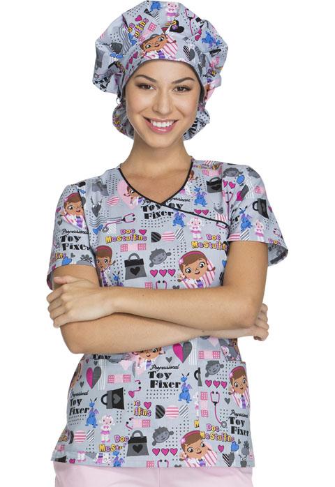 Bouffant Scrub Hat