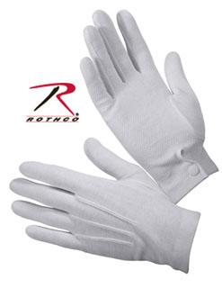 Gripper Dot White Parade Gloves