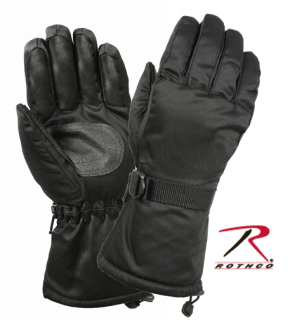 Rothco Deluxe Thermoblock Insulated Gloves - Black