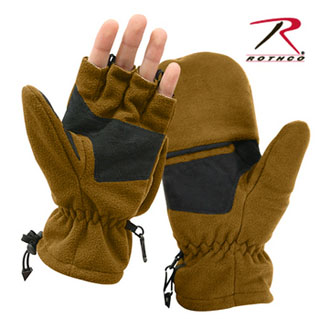 Rothco Coyote Sniper Gloves