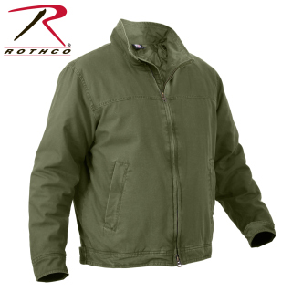 53386 Rothco 3 Season Concealed Carry Jacket/l - Od
