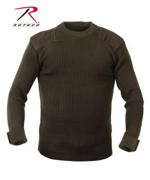6357 Rothco Acrylic Commando Sweater