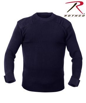 6367 Rothco Acrylic Commando Sweater