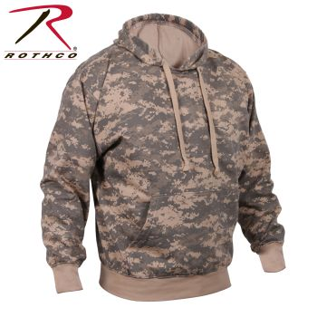 6596 Rothco Pullover Hooded Sweatshirt-Acu Digital