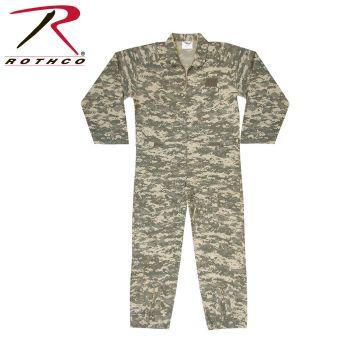 7414 Army Digital Camo Flightsuit