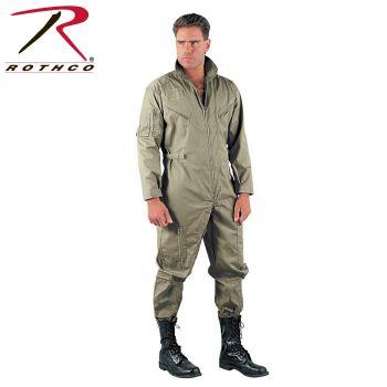 7509 Khaki Flightsuits