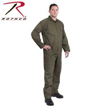 7543 7500 Olive Drab Flightsuits