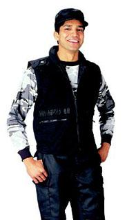 7557 Rothco Black Ranger Vests
