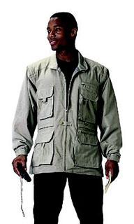 7590 7590 Rothco Convertible Safari Jacket