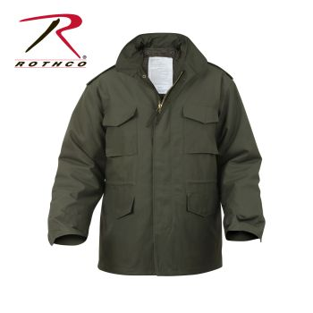 8244 Rothco M-65 Field Jacket w/Liner - Olive Drab