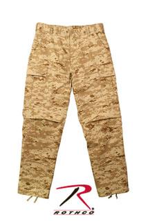 Rothco ® Desert Digital Camo BDU Pant