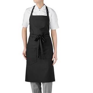 Spun Poly Bib Chef Apron