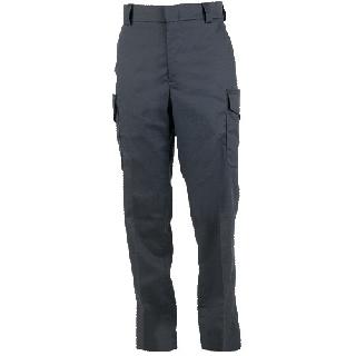 Side-Pocket Cotton Blend Trousers (Women's)