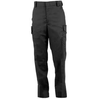 Side-Pocket Rayon Blend Trousers