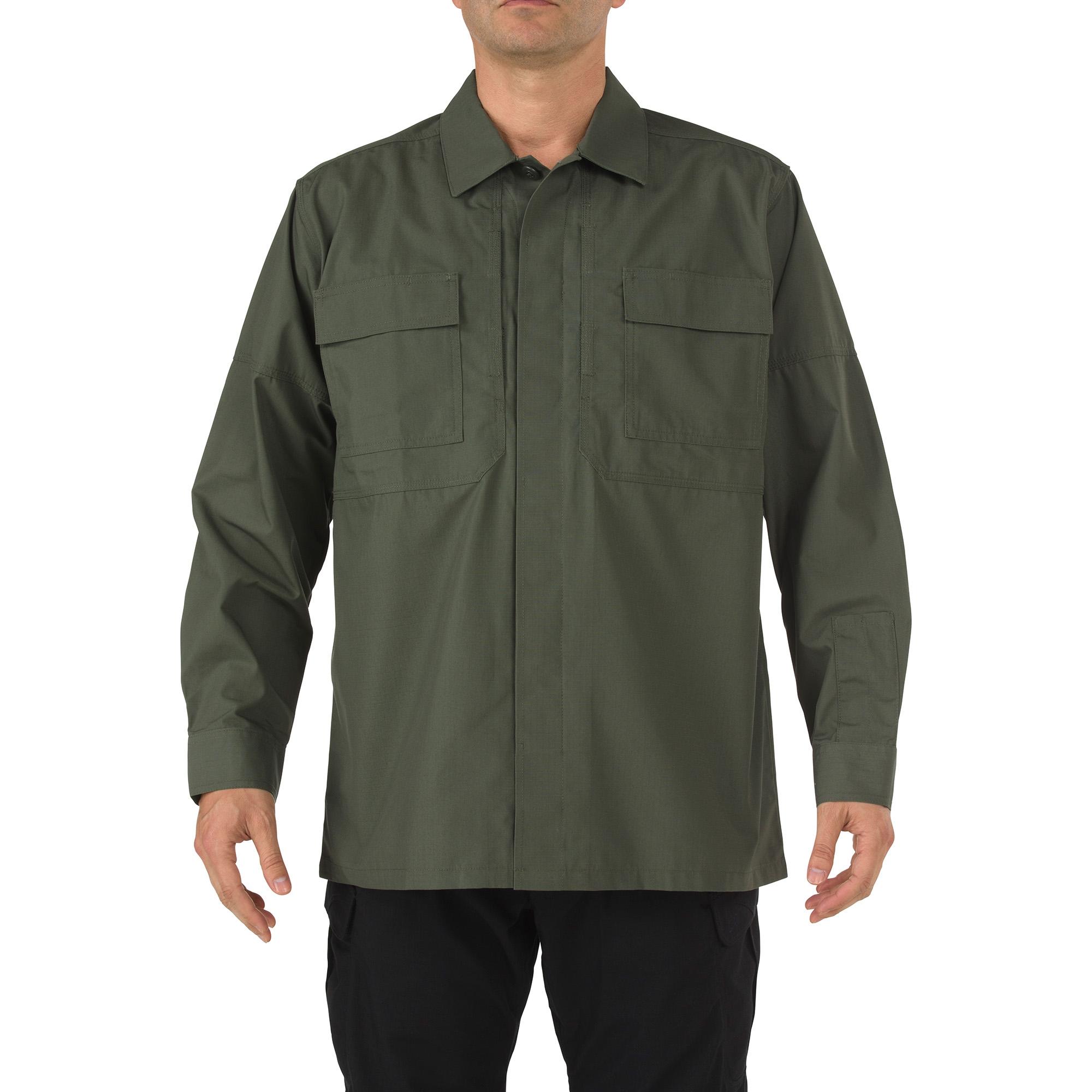 TDU Shirt - Long Sleeve, Ripstop