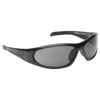 Ascend Sunglasses Plain Smoke Lens