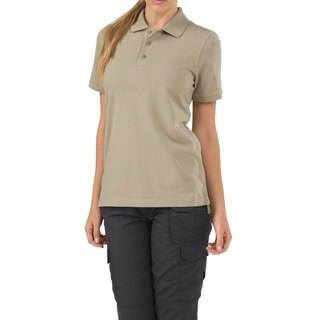 Womens S/S Professional Polo New Fit - Pique
