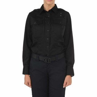 Twill PDU Shirt - B Class - Women's - Long Sleeve