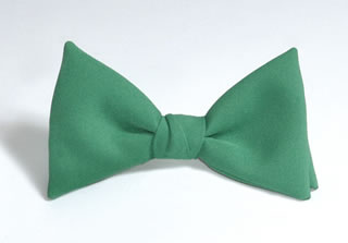 Polyester Clip-on Bow Tie