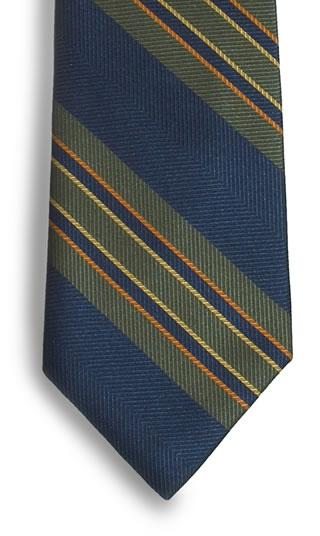 Billings Stripe Necktie