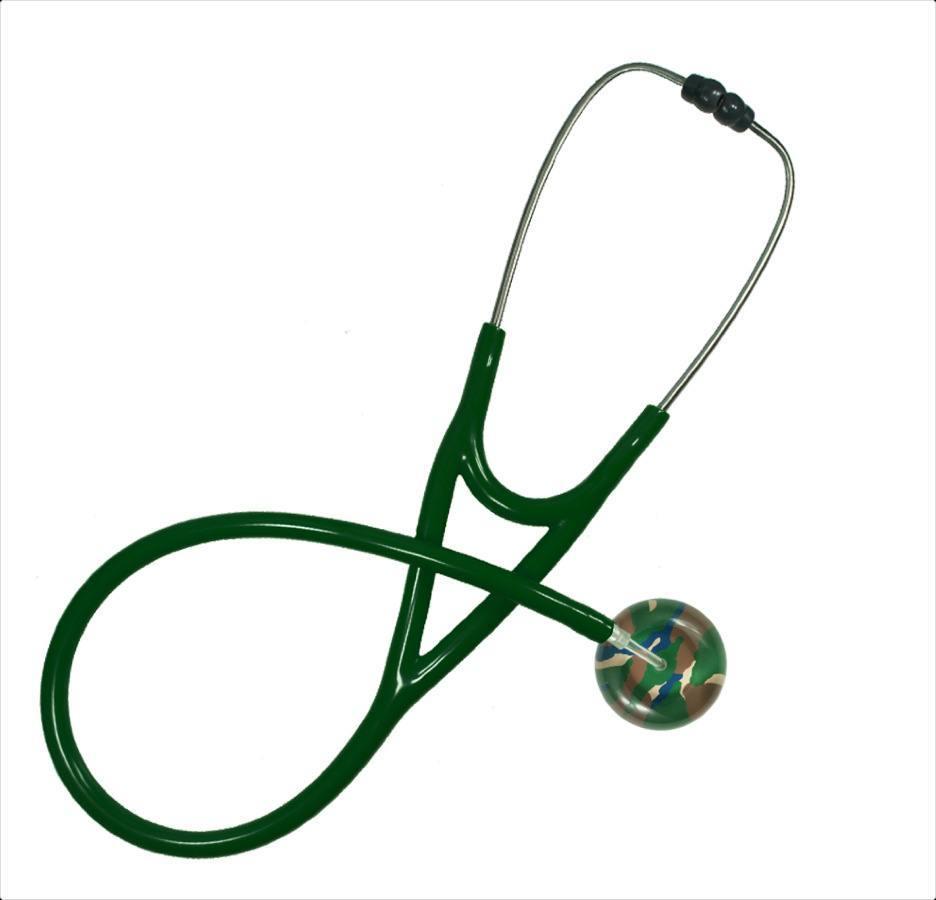 Camouflage Single Stethoscope