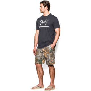 UA Camo Fish Hunter Short