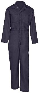 9725 Twill Action Back Coverall