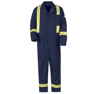 Classic Coverall with Reflective Trim - EXCEL FR