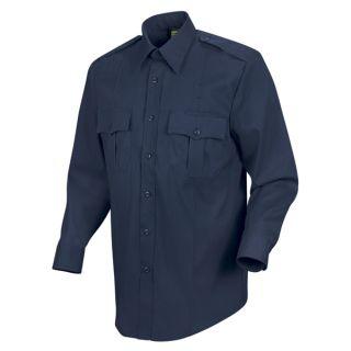 New Dimension Stretch Poplin Long Sleeve Shirt