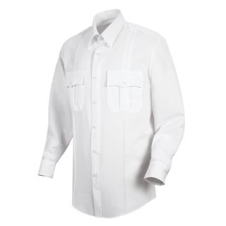 HS1116 New Dimension Stretch Poplin Long Sleeve Shirt