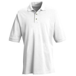 Men's Basic Pique Polo
