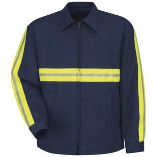 Enhanced Visibility Perma-Lined Panel Jacket