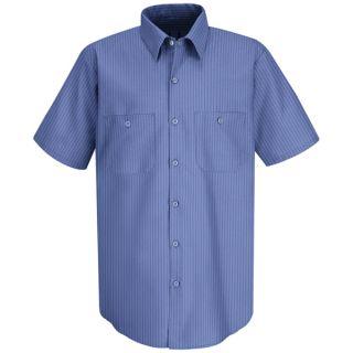SB22 Men's Industrial Stripe Work Shirt