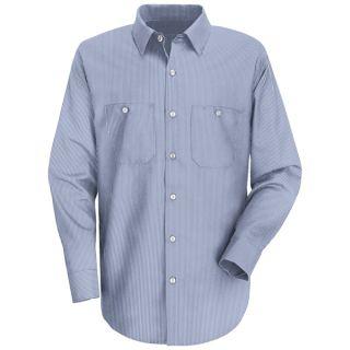 SL10 Men's Industrial Stripe Work Shirt
