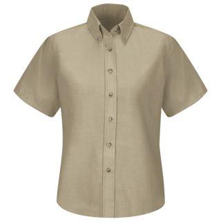 Women's Poplin Dress Shirt