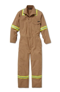 4.5 Gg Work Coverall w/Tape