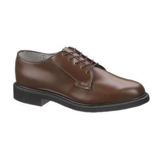 Men's Bates Lites Brown Leather Oxford