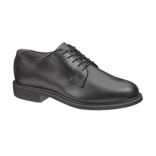 Men's Leather Uniform Oxford