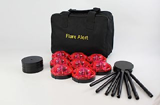 Beacon Pro & Accessory Kit - 8 pack (Red Pro)