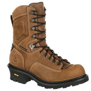 Georgia Boot Comfort Core Logger Composite Toe Waterproof Work Boot